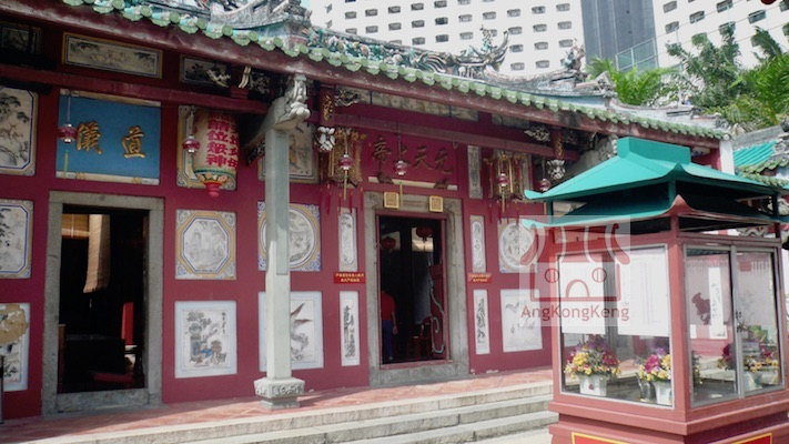 柔佛古庙Johor Old Chinese Temple Building2