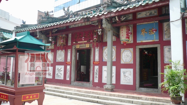 柔佛古庙Johor Old Chinese Temple Building3