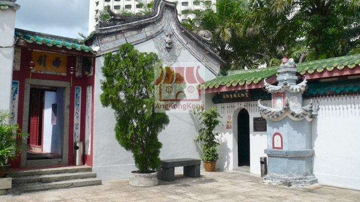 柔佛古庙Johor Old Chinese Temple Building6