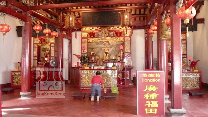 柔佛古庙Johor Old Chinese Temple Hall1
