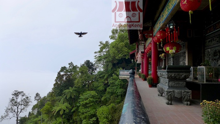 彭亨云顶高原清水岩庙Pahang Genting Highlands Chin Swee Caves Temple Building2
