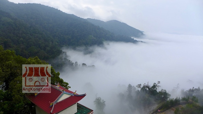 彭亨云顶高原清水岩庙Pahang Genting Highlands Chin Swee Caves Temple Building5