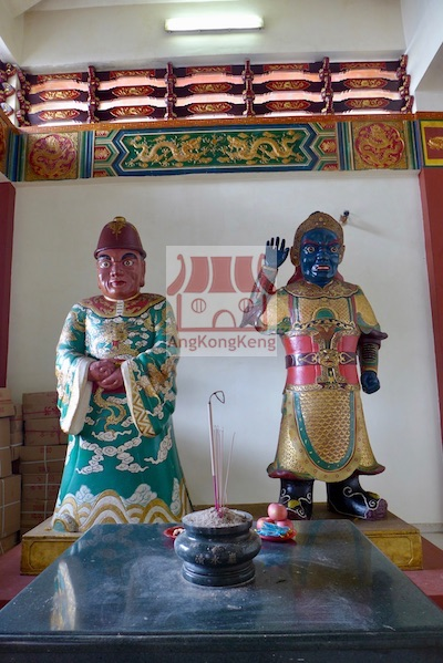 彭亨云顶高原清水岩庙Pahang Genting Highlands Chin Swee Caves Temple Deity10