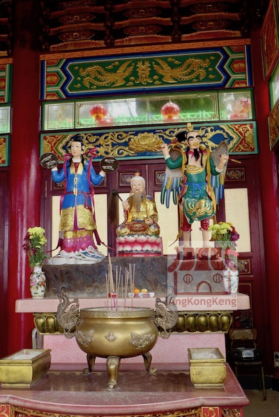 彭亨云顶高原清水岩庙Pahang Genting Highlands Chin Swee Caves Temple Deity15
